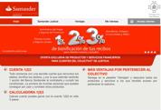 Banco Santander Cuenta Miembros